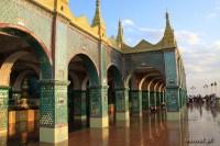 Świątynia na mandalay Hill