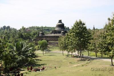 Świątynia w Mrauk U - Birma