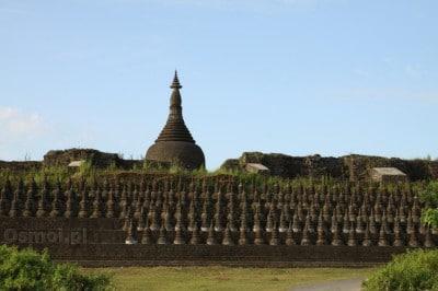 Nie wszystkie świątynie można zobaczyć, dochodząc do nich piechotą. Dlatego rower jest tu najlepszym środkiem lokomocji
