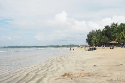 Birma plaża Chaung Thar