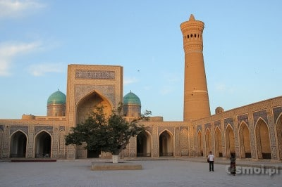 Buchara meczet