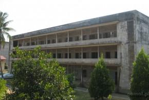 Więzienie Tuol Sleng Kambodża