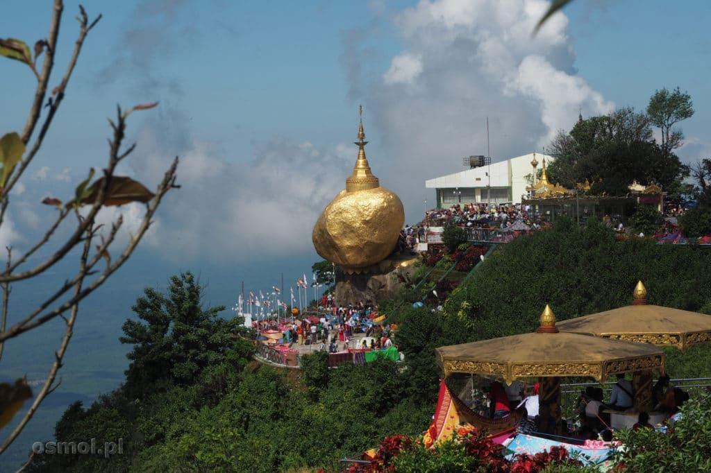 Złota Skała Birma