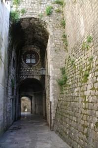 Kotor - brama do miasta