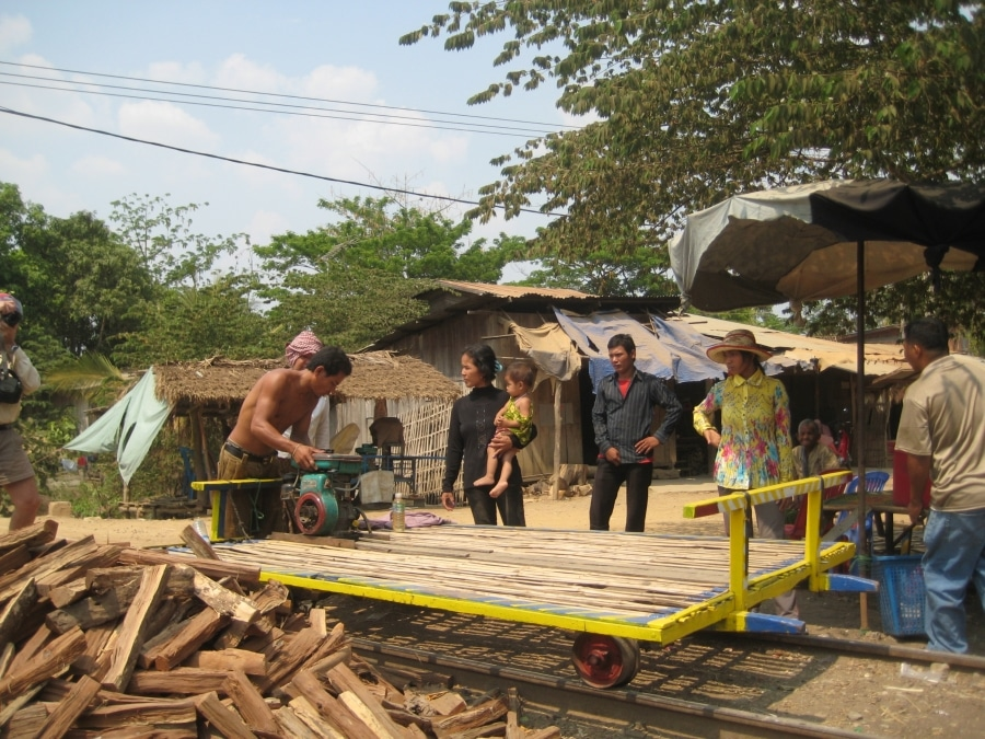 Stacja bamboo train