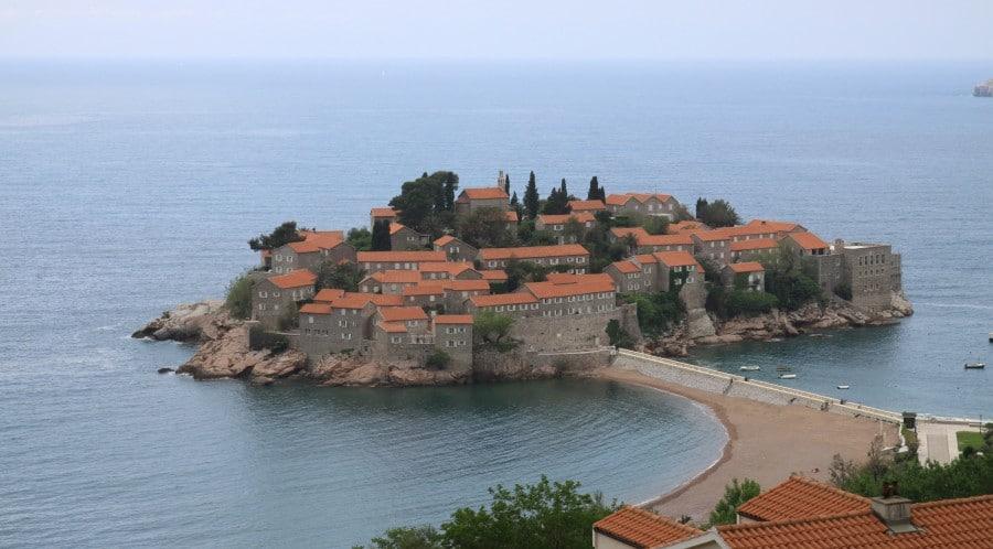 Święty Stefan Czarnogóra