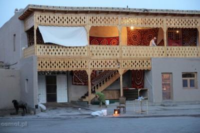 Khiva - ordinary life