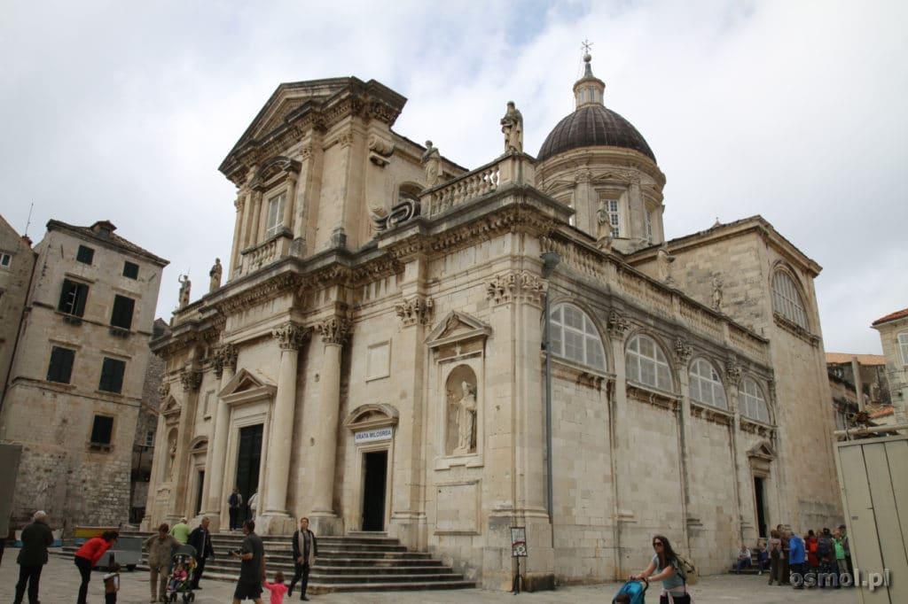 Katedra Najświętszej Maryi Panny w Dubrowniku