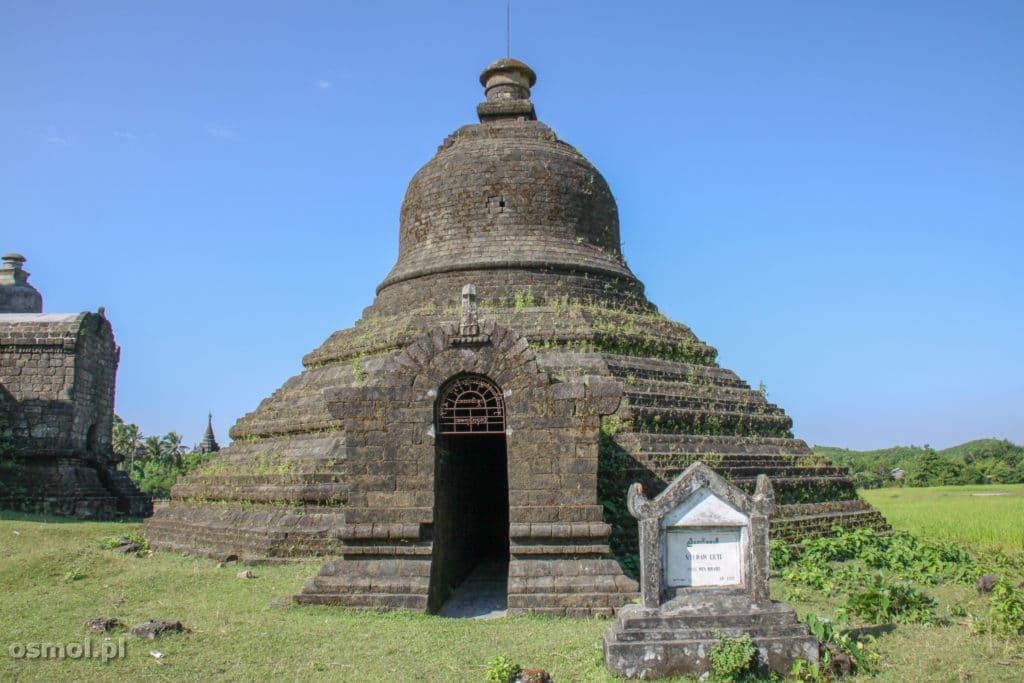 Świątynia w Mrauk U