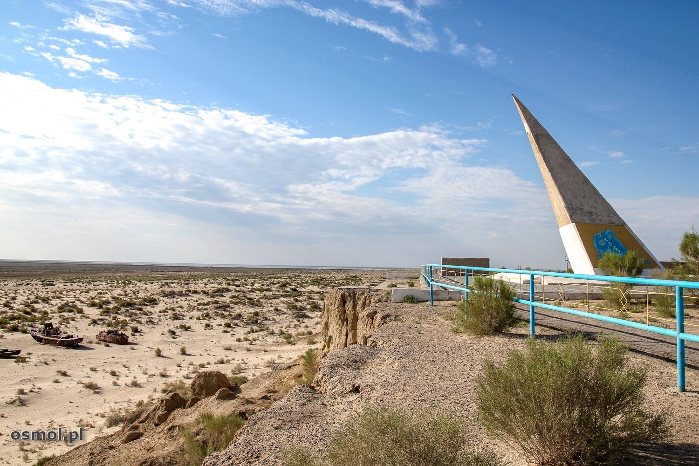 Pomnik Morza Aralskiego w Mujniaku