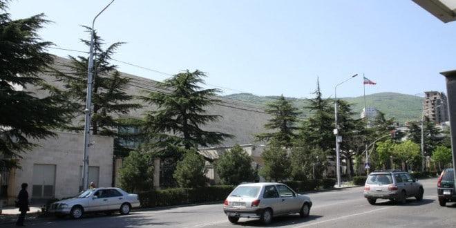Ambasada Iranu w Tbilisi