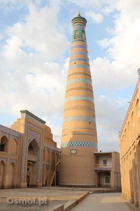 Islom Hoja Minaret