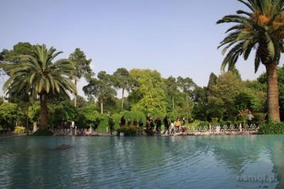 Park Bagh-e Eram Shiraz Iran