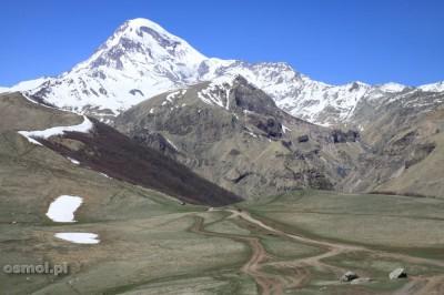 Kazbek - 5033,8 m n.p.m