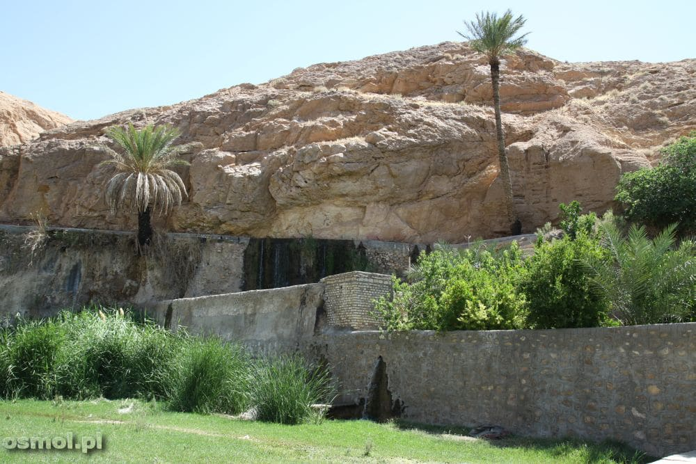 Ezmirghan - oaza obok Tabas