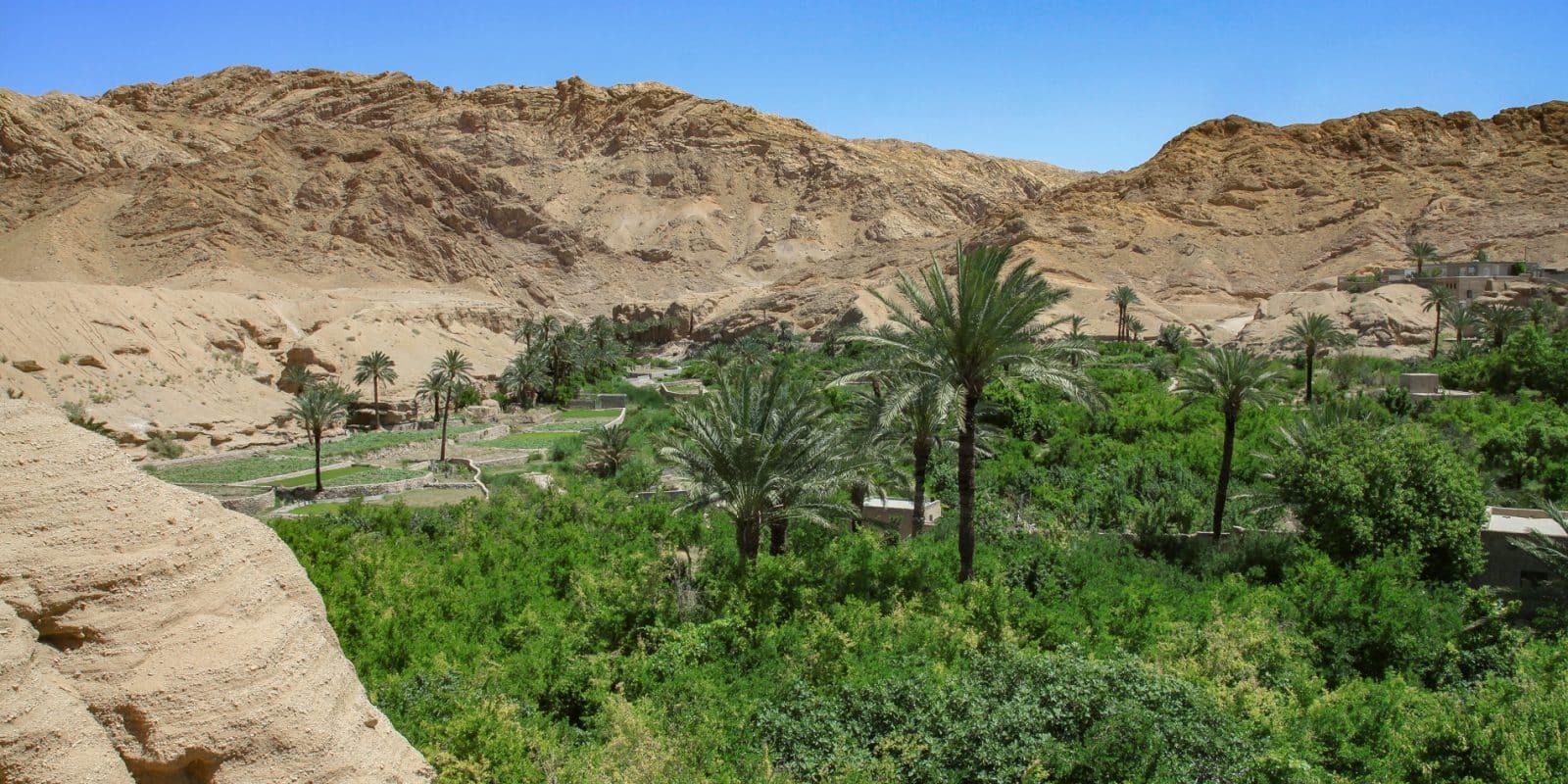 Ezmeyghan. Ukryta pośród gór oaza w Iranie