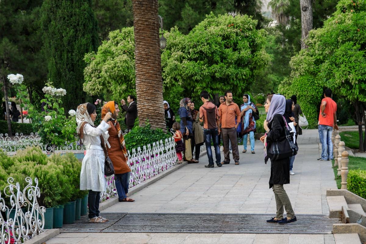 Park Barg-e Eram w Shiraz