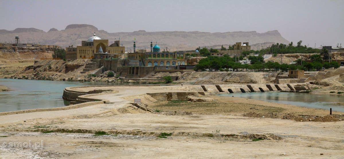 Cześć zapór wodnych zbudowanych prawie dwa tysiące lat temu