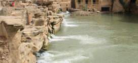 Shushtar - ruiny młynów wodnych