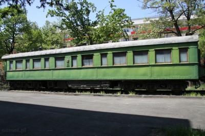 Wagon Stalina, którym podrózował on po swoim imperium Teraz to osobny eksponat w ... Muzeum Stalina