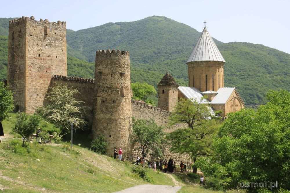 Ananuri - Gruzja. Twierdza