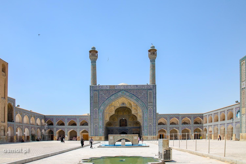Meczet Masjed-e Jame w Esfahan