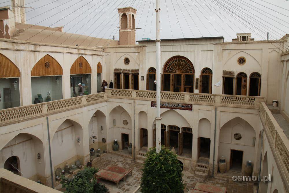 Taj historical house. Kashan. Iran