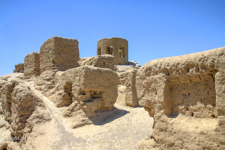 Wieża milczenia w Isfahan