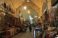 Bazar w Iranie - Shiraz