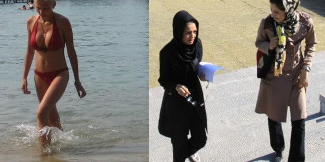 Iran Europa - dwa światy