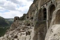 Wardzia - skalna twierdza