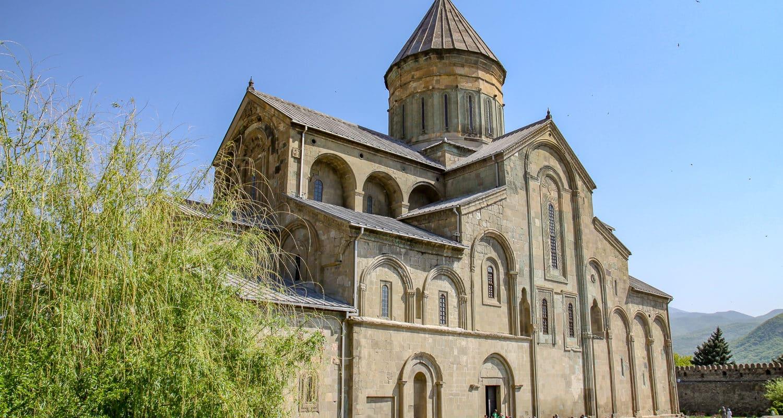 Katedra Sweti Cchoweli w Mcchecie - Gruzja