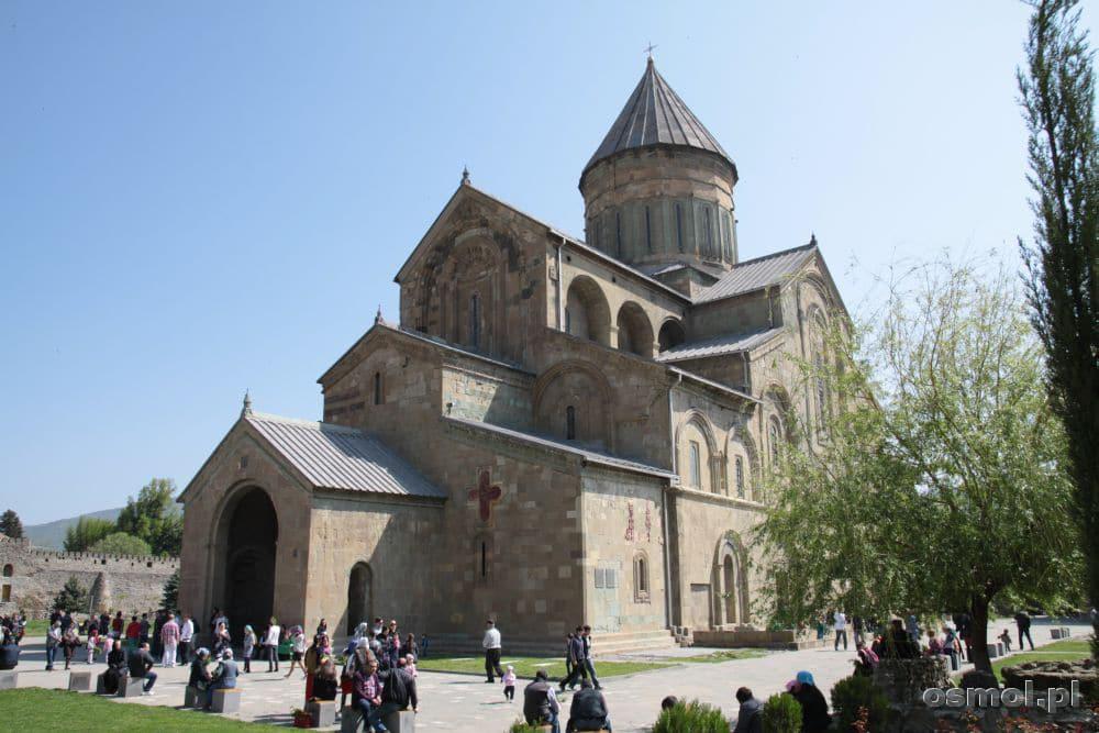 Katedra Sweti Cchoweli. Mccheta