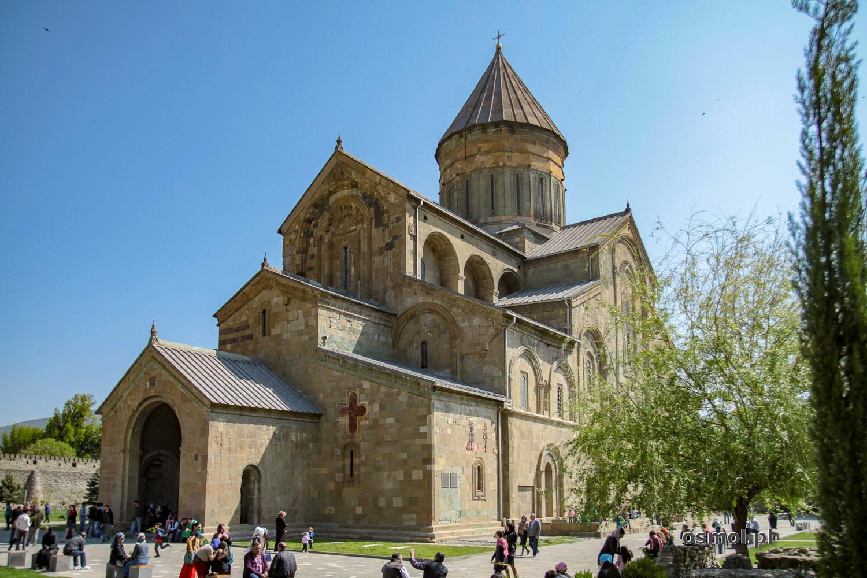 Katedra Sweti Cchoweli w Gruzji