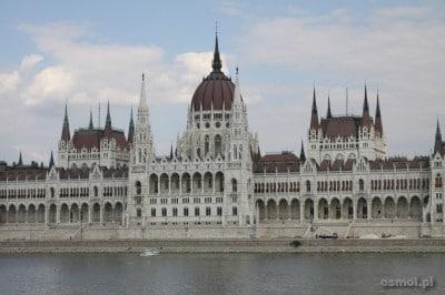 Gmach parlamentu Budapeszt