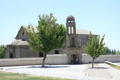 Kościół w Derinkuyu
