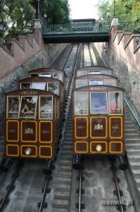 Kolejka siklo Budapeszt