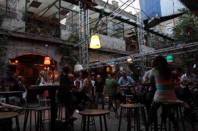 Pub Szimpla Budapeszt