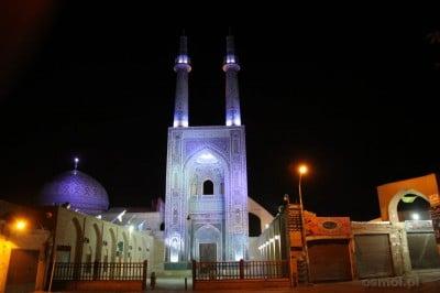 Yazd. Meczet Masjed-e Jameh