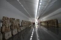 Muzeum w Afrodyzji zgromadziło pod dachem rzeźby z okolicznych ruin
