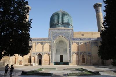 Gur-e Amir. Grobowiec Tamerlana