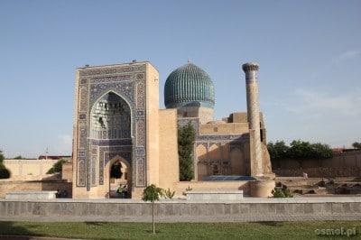 Amir Timur mauzoleum