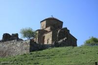Klasztor Dżwari. Gruzja