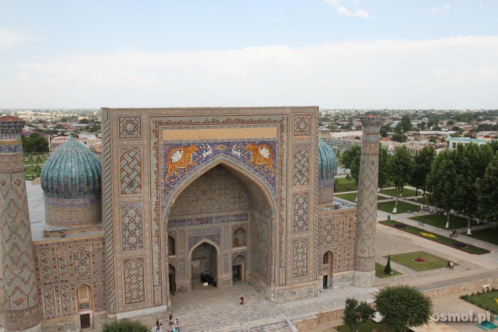 Medresa Szir Dar Registan