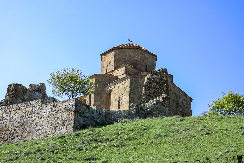 Monastyr Dżwari w Gruzji