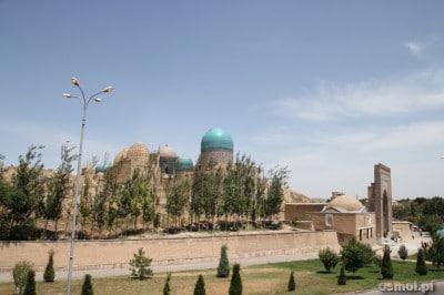 Kompleks grobowców Szah-i Zinda Samarkanda
