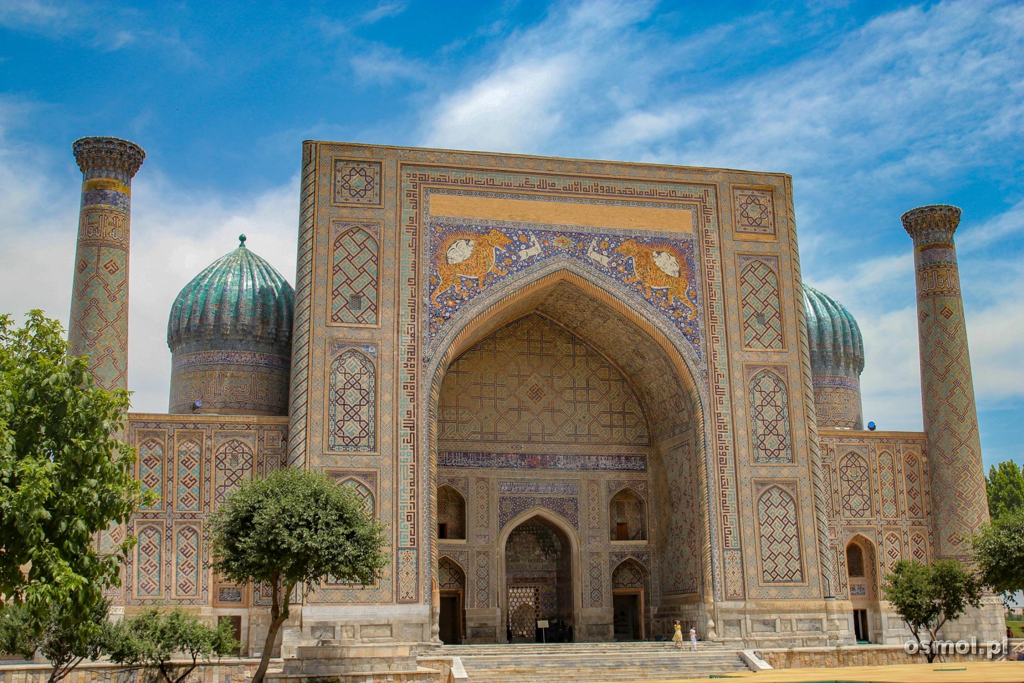 Registan Samarkanda