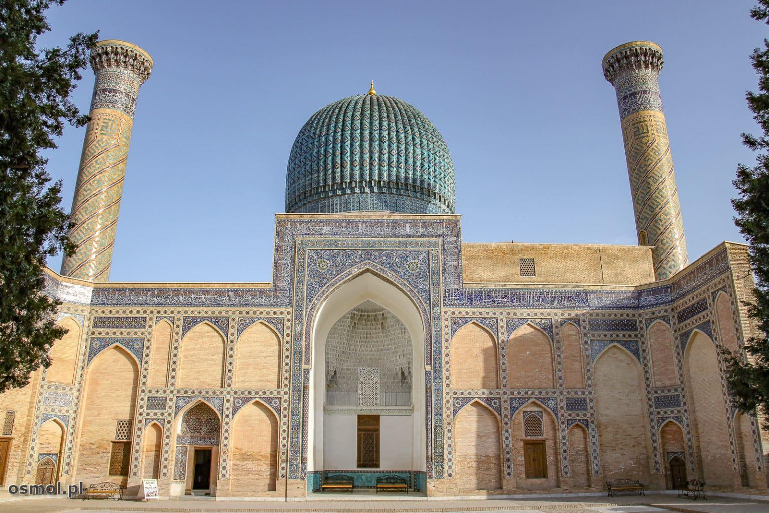 Samarkanda Gur-e Amir