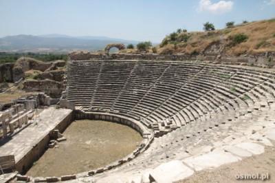 Teatr w Afrodyzji mógł pomieścić 7 tysięcy widzów