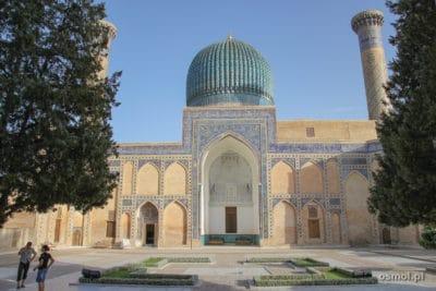 Gur-e Amir. Amir Timur Mauzoleum